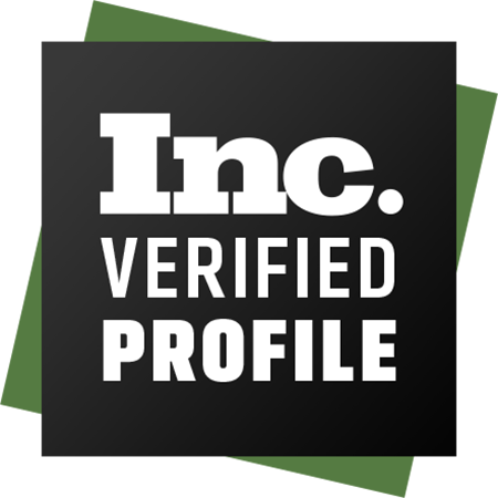 Inc verified profile badge