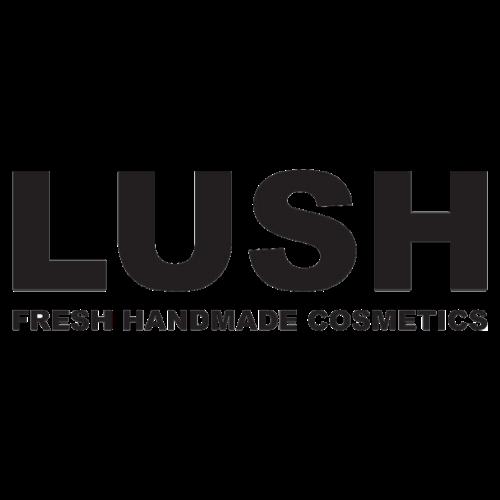 Lush dark logo
