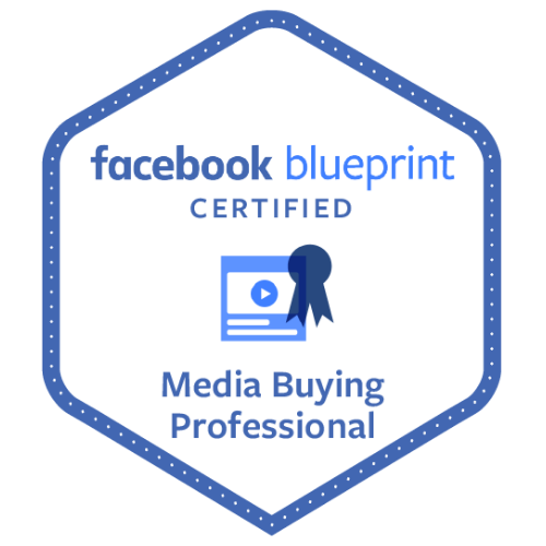Facebook Blueprint Badge
